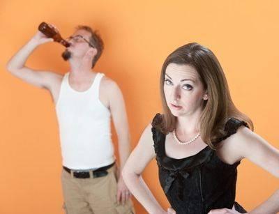 стоит ли сохранять брак если муж пьет - ответ тут