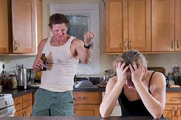 Как общаться с алкоголиком мужем