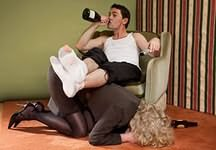 Как жить с пьющим мужем