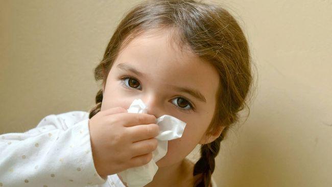 Сильный насморк у ребенка 5 лет - мы подскажем что делать