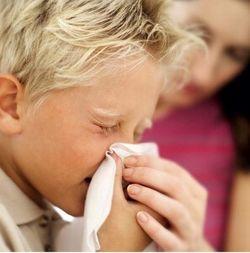 Cопли в носоглотке у ребенка - как лечить