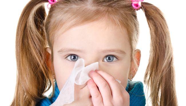 Причины насморка у ребенка 10 лет