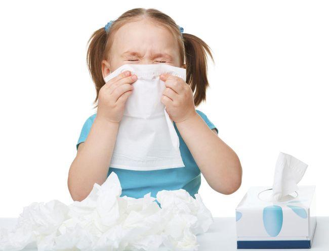 Как разжижить сопли у ребенка в носоглотке