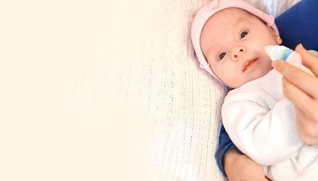 Чем лечить сопли у ребенка 2 месяца