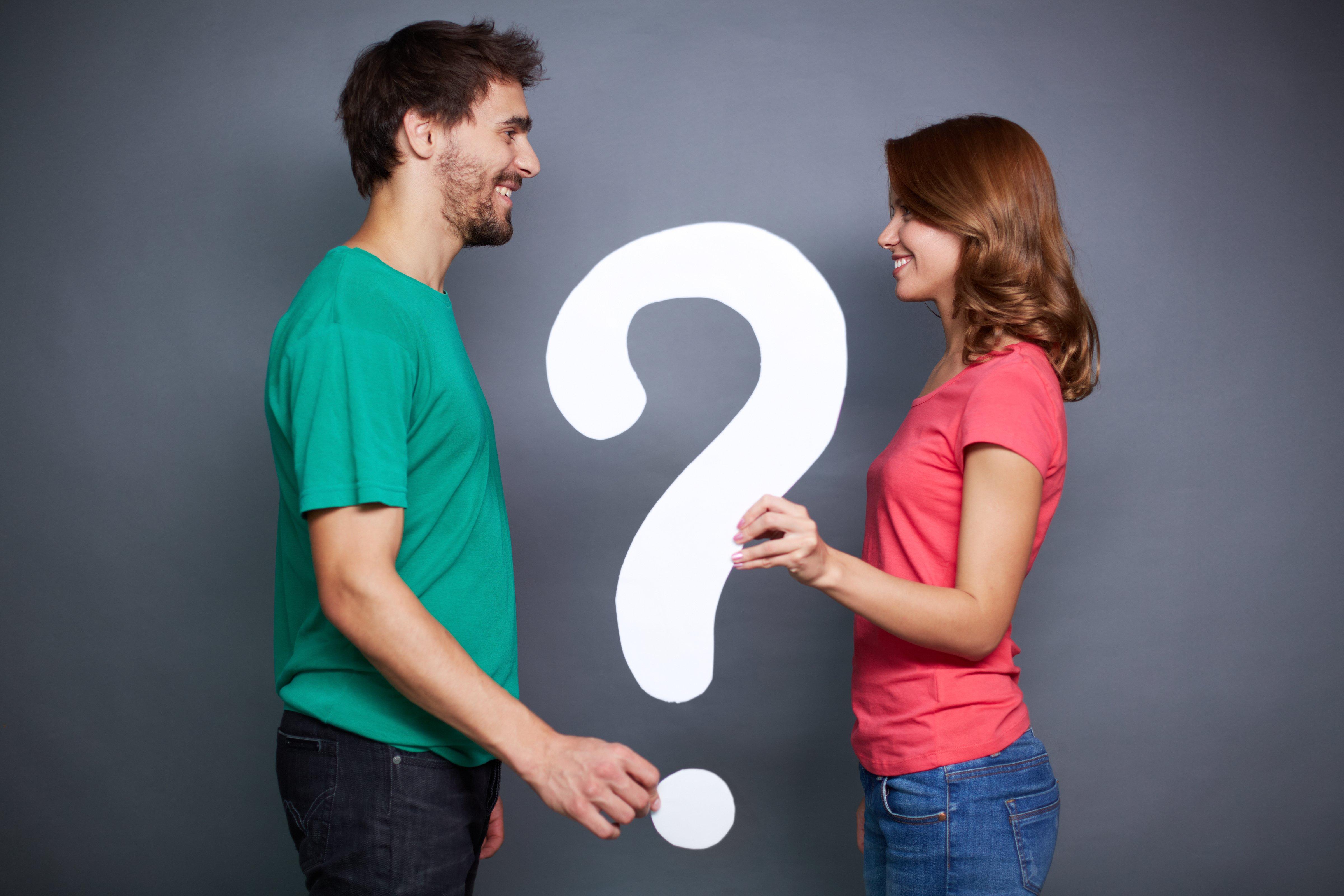 Первый этап порабощения мужчины: вопросы